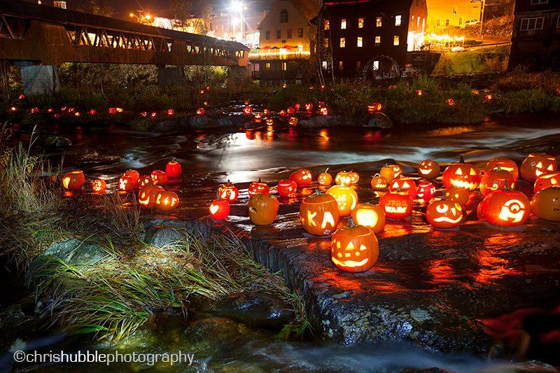 Littleton's Gathering of the Jack O'Lanterns