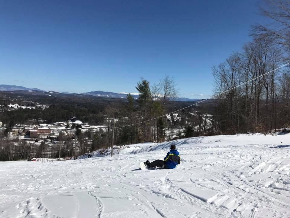 Skiing Littleton, NH