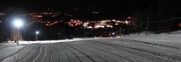 mt eustis night ski